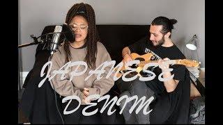 Japanese Denim - Daniel Caesar (cover)