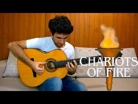 Chariots of Fire Theme Song - Fingerstyle Guitar (Marcos Kaiser) #44