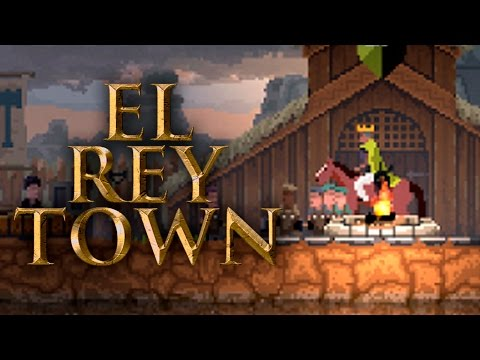 KINGDOM: EL REY TOWN | iTownGamePlay