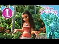 Moana | Maui Goes Fishing! | Disney Princess