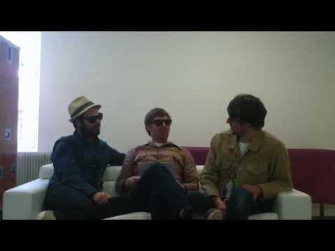 The Auto-Interview : Kaiser Chiefs
