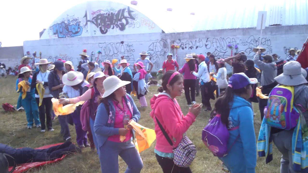 SANTIAGO COACHOCHITLAN OCTUBRE PEREGRINOS EN CAHUACAN 2013 by osvaldo chino