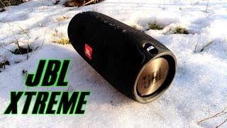 JBL Xtreme - test, recenzja bardzo mocnego przenośnego głośnika bluetooth