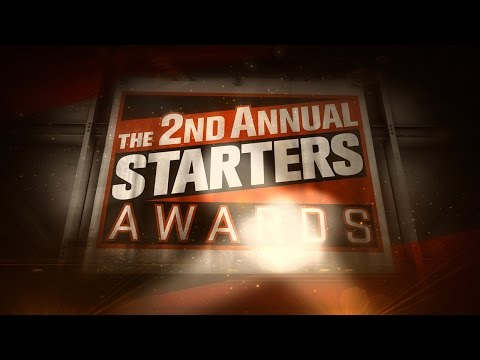 The 2nd Annual Starters Awards Show – The Starties