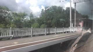Балтийский вокзал - Ораниенбаум 1(Балтийский вокзал. Направление на Калище., 2015-06-29T06:19:24.000Z)