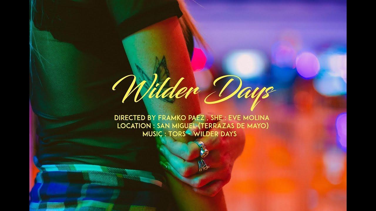 Wilder Days By Framko Paez