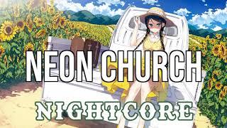 (NIGHTCORE) Neon Church - Tim McGraw Video
