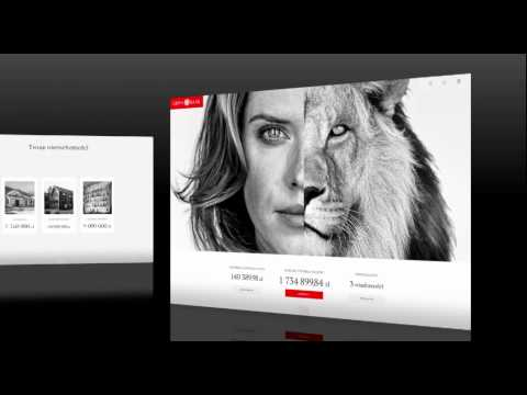 e-point UX Design dla Lion's Bank – nowy wymiar private banking'u.