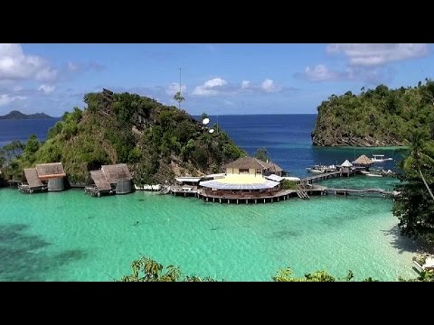 Misool Eco Resort and Island video 2014