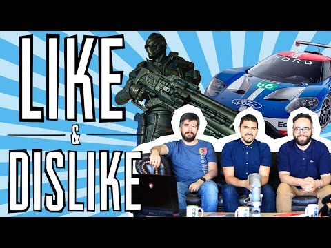 LIKE & DISLIKE: Ghost Recon: Wildlands, Forza: Apex, Dead Island: Definitive collection...