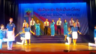 Chào mừng Đảng Cộng sản Việt Nam - Tốp ca