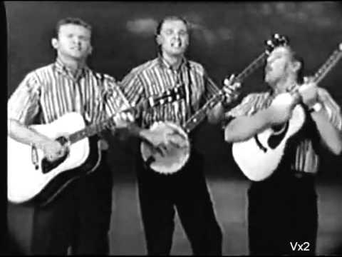 PERRY COMO presents:  The Kingston Trio performing Darling Corey & El Matador