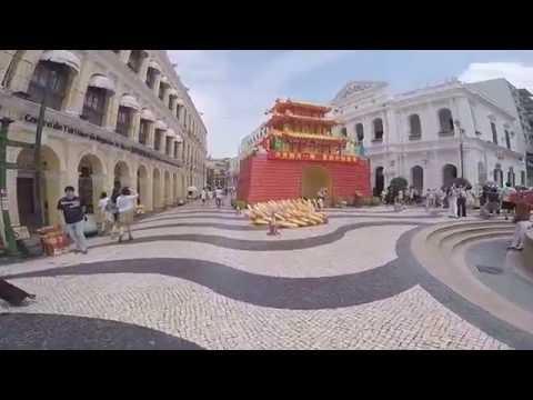 Macau: Senado Square