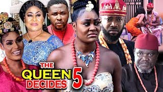 THE QUEEN DECIDES SEASON 5 - (Hit Movie) Fredrick Leonard 2020 Latest Nigerian Nollywood Movie