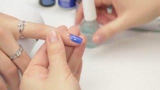 Смотреть видео Нанесение гель лака нарощенные ногти. Можно ли покрывать лаком нарощенные ногти