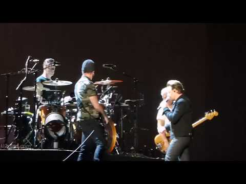 U2 In God's Country / Bono Speech, Roma 2017-07-16 - U2gigs.com