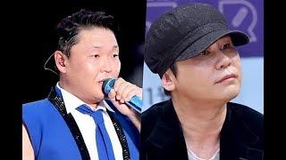 Tin Đc Ko -  PSY bị triệu tập để điều tra vụ án môi giới mại dâm của Yang Hyun Suk