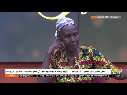 Obra on Adom TV (16-9-21)