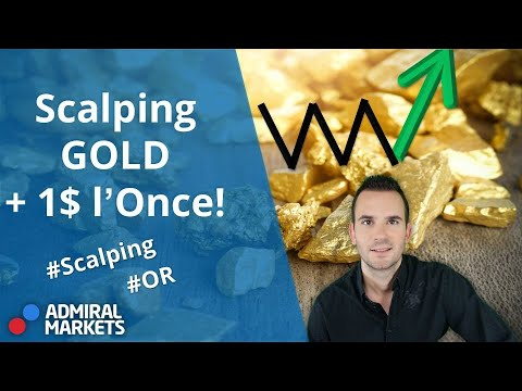 ⏰ LIVE TRADING GOLD avec Admiral Markets [15 novembre 2019] – 15/11/2019