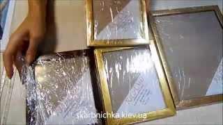 Рамки для вышивки(Вы можете купить все эти рамки на сайте http://skarbnichka.kiev.ua/g6078772-ramki Группа в Контакте https://vk.com/clubskarb Группа в Одно..., 2015-08-09T08:47:56.000Z)