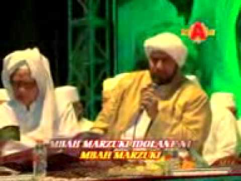 Padang Bulan Syiiran NU, Lir ilir   Habib Syekh live Lirboyo Bersholawat 2014