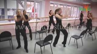 Открытый урок. Эстрадный танец. Педагог-хореограф Надежда Зенкова (13-16 лет)