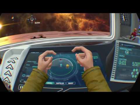 Star Trek: Bridge Crew (PSVR) - WHERE NO VR HAS GONE BEFORE!