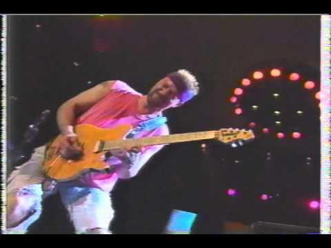 Van Halen - Feelin' LIVE 1995 mp3