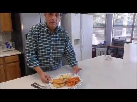 How To Make Healthy Fish And Chips