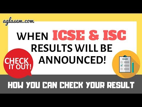 How to Check Your ICSE and ISC Result