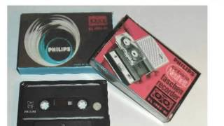 The first Compact Cassettes Recorders at the World of Philips - Uwe Sültz - Compact Cassette