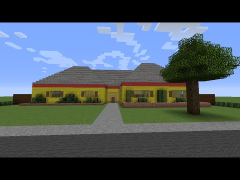 minecraft king of the hill hank hill s house youtube