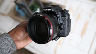 MY GO TO CAMERA | 70D UNBOXING