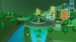 ROBLOX: SIMULADOR DE SAUCER FLYING!! (Simulador de invasión!)
