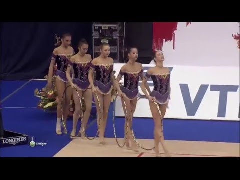 Bulgaria 5 Hoops AA 2010 World Championships (HD)