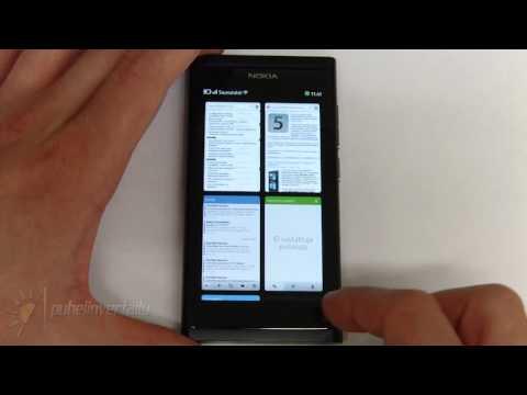 Nokia N9 - Selain
