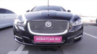 Прокат Авто на свадьбу Jaguar / Ягуар черный
