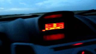 Control de Estabilidad del Ford Fiesta KINETIC - Pruebas con ESP ON y ESP OFF