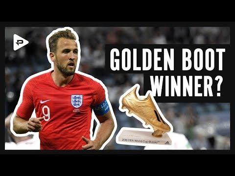 HARRY KANE WORLD CUP GOLDEN BOOT WINNER?