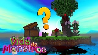 MINECRAFT : VIDA DE MONSTROS - A ILHA MISTERIOSA !!! #23