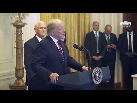 Trump: La Civilización Está En Deuda Con El Pueblo Judío