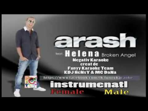 Broken Angel  Karaoke by Sufiyan