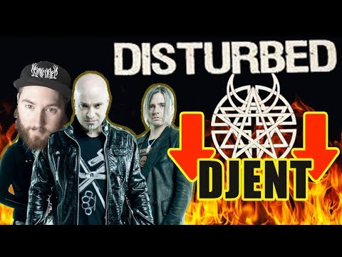 What If Disturbed Tuned Down !? Drop A Metal Guitar Tuning