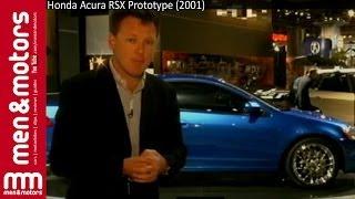 Honda Acura RSX Prototype (2001)