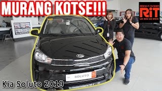 2019 Kia Soluto Review : Murang Kotse : Budget Car Philippines