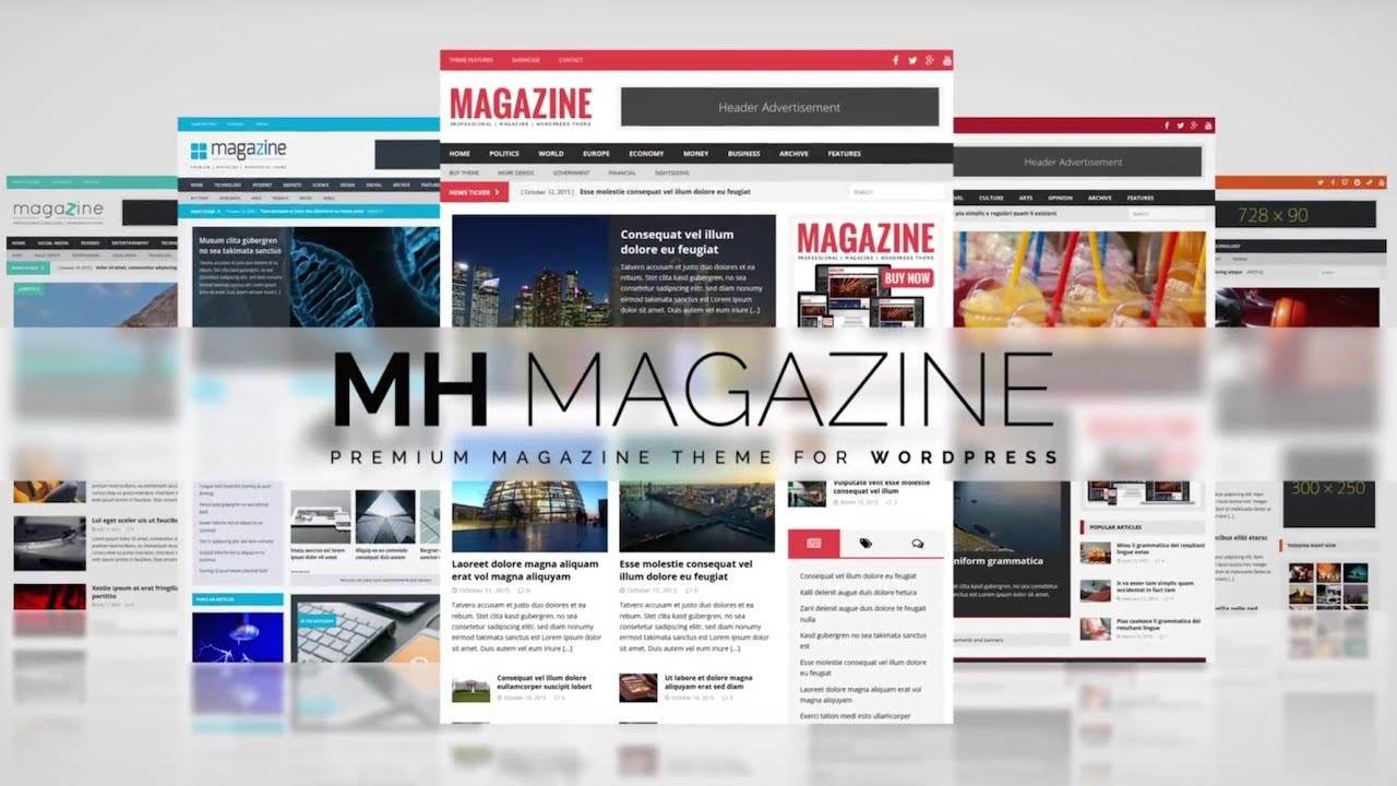 mh magazine wordpress theme v3 0.0 free download