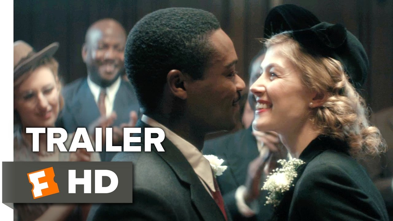 A United Kingdom Official Trailer 1 (2016) - David Oyelowo Movie