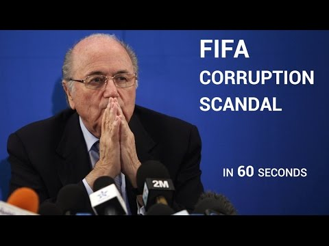 Fifa corruption scandal explained in 60 seconds