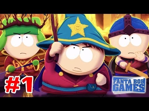 South Park: The Stick of Truth - Ep.1 - Playthrough FR HD par TheFantasio974 poster