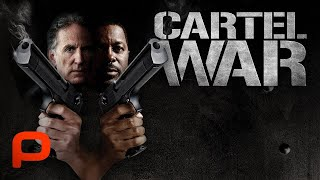 Cartel War (Full Movie) Action Crime | Undercover Cops Drug Cartels